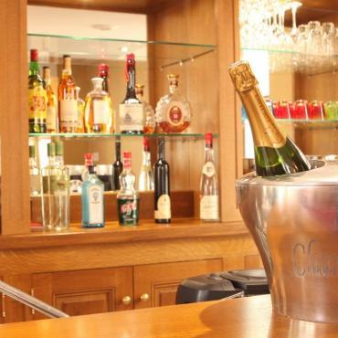 Hôtel Le Clos d'Amboise -  Bar