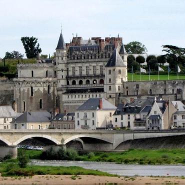 Hôtel Le Clos d'Amboise - Chateau Loire