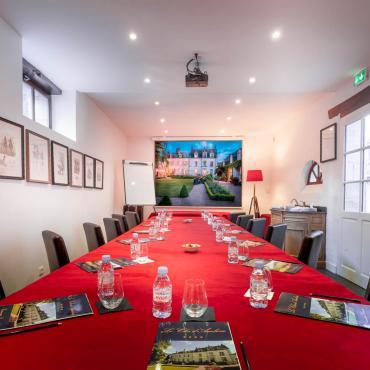 Hôtel Le Clos d'Amboise - Meeting Room
