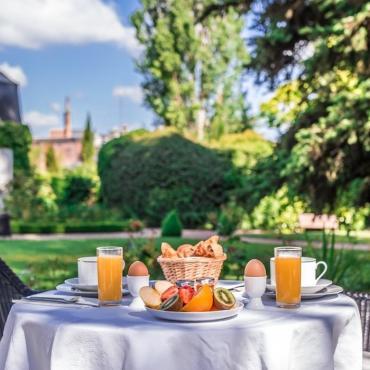 Hôtel Le Clos d'Amboise - Petit-dejeuner