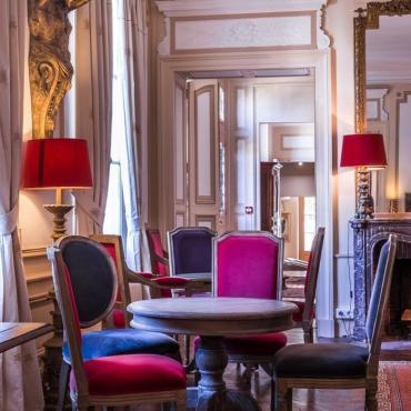 Hôtel Le Clos d'Amboise - Reception