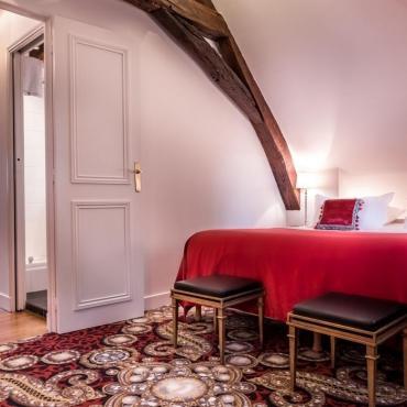 Hôtel Le Clos d'Amboise -  Room