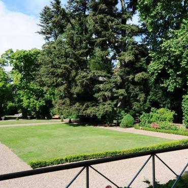 Hôtel Le Clos d'Amboise - Terrace